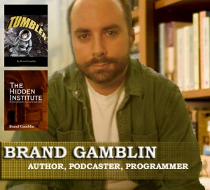 Author, Podcaster, and Programmer Brand Gamblin